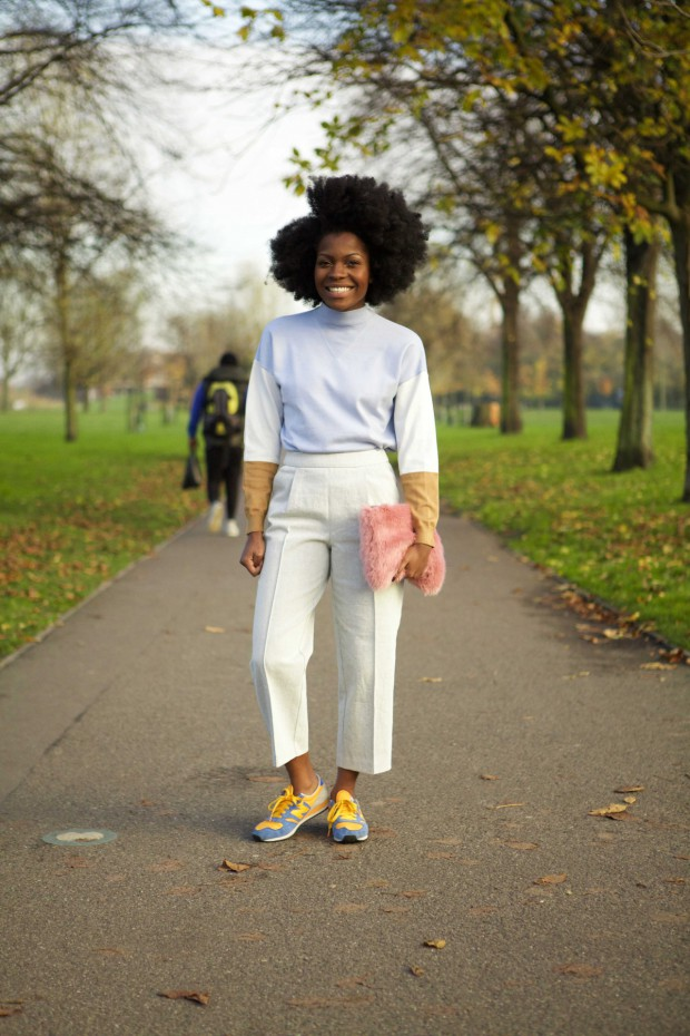 19 Ways to Style Sneakers for Casual Spring Look (part 2)