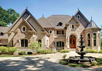 20 Beautiful Stone Exterior Design Ideas - stone house, stone exterior, exterior design, exterior