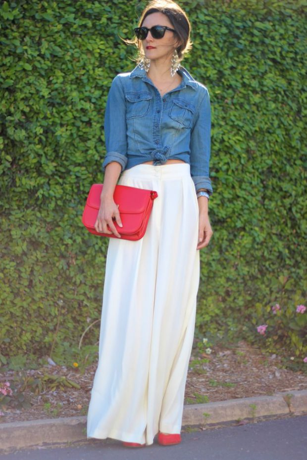 Spring Trend: 18 Stylish Ways to Wear This Seasons New Harem Pants (Part 2)