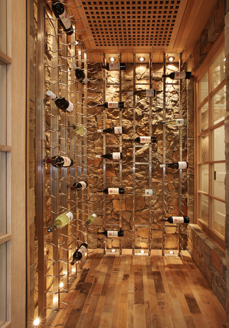 20 Stunning Wine Cellar Design Ideas (Part 2) - Style Motivation
