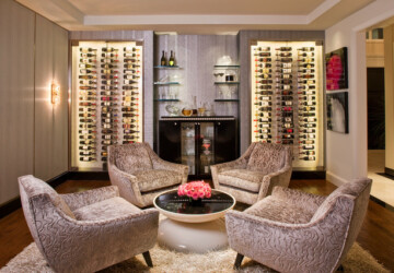 20 Stunning Wine Cellar Design Ideas (Part 1) - wine room, wine cellar, wine, interior design, home design