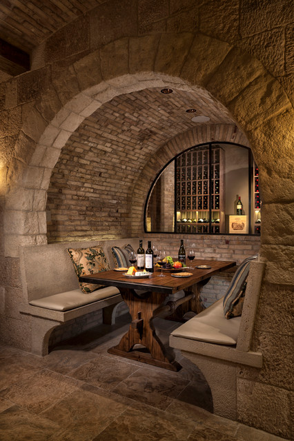 20 Stunning Wine Cellar Design Ideas Part 1