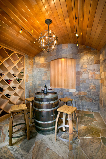 20 stunning wine cellar design ideas part 1 - Wine Cellar Design Ideas