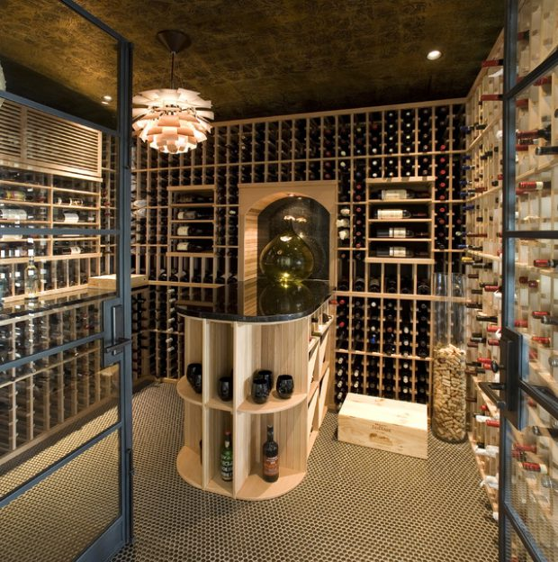 20 stunning wine cellar design ideas part 2 - Wine Cellar Design Ideas