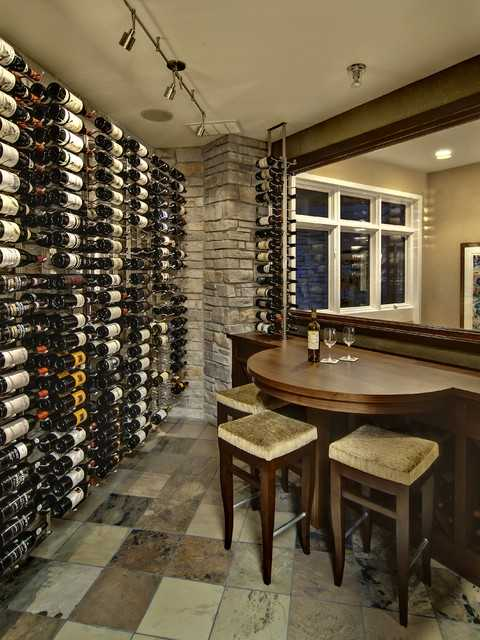 20 Stunning Wine Cellar Design Ideas (Part 2)