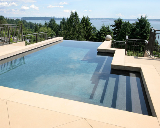 21 Landscape Small Backyard Infinity Pool Design Ideas - Style ...
