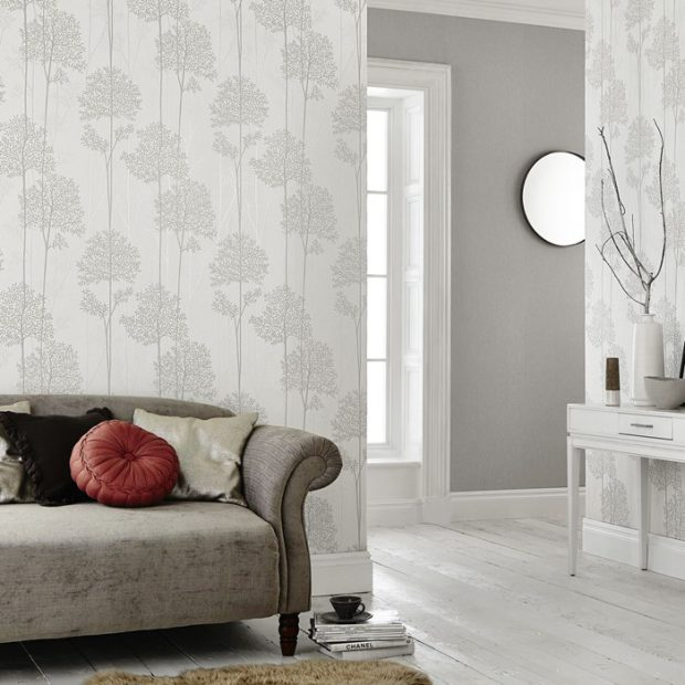 Home Decorating with Wallpaper