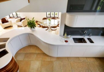 Why Many Kitchens Now Feature Quartz Worktops - traditional kitchen, quartz, Marble, kitchen