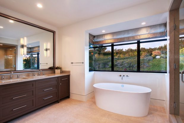Tremendous 19 Amazing Bath Soaking Tub Bathroom Design Ideas Style Beutiful Home Inspiration Truamahrainfo
