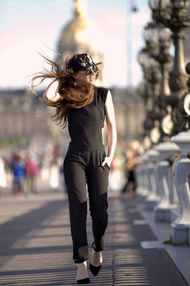 19 Stylish Black Jumpsuit Outfit Ideas Perfect for Every Occasion ( Part 1)