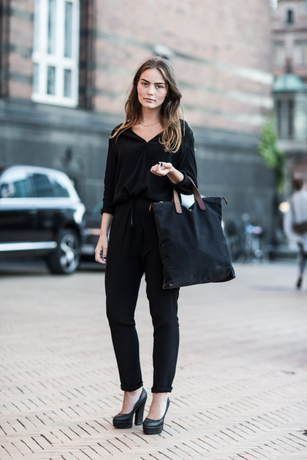19 Stylish Black Jumpsuit Outfit Ideas Perfect for Every ...