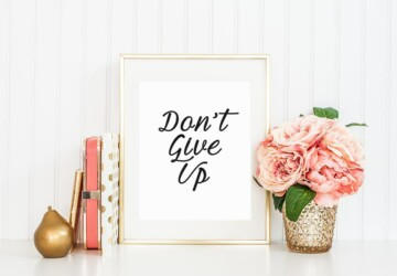Wall Art Motivational Quotes: 15 Creative DIY Ideas - Wall Art Motivational Quotes, Motivational Quotes, diy Wall Art Motivational Quotes, diy wall art