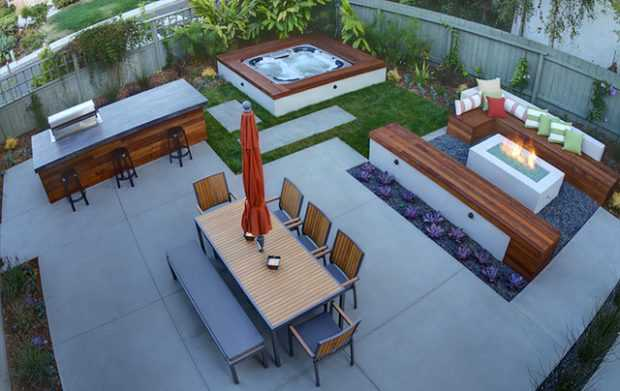 Merveilleux 18 Stunning Decks And Patios Design Ideas With Hot Tubs