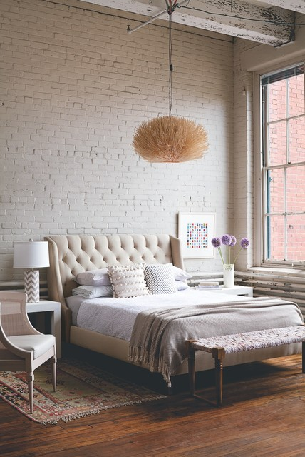 20 Great Industrial Bedroom Design Ideas