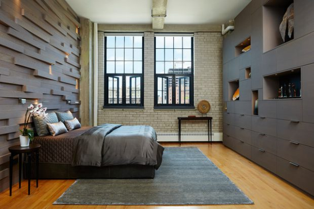 20 Great Industrial Bedroom Design Ideas Style Motivation