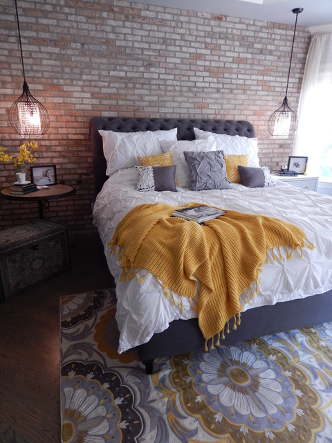 20 great industrial bedroom design ideas - style motivation