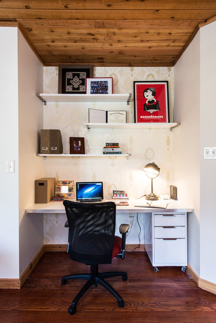 Good 20 Great Home Office Shelving Design And Decor Ideas