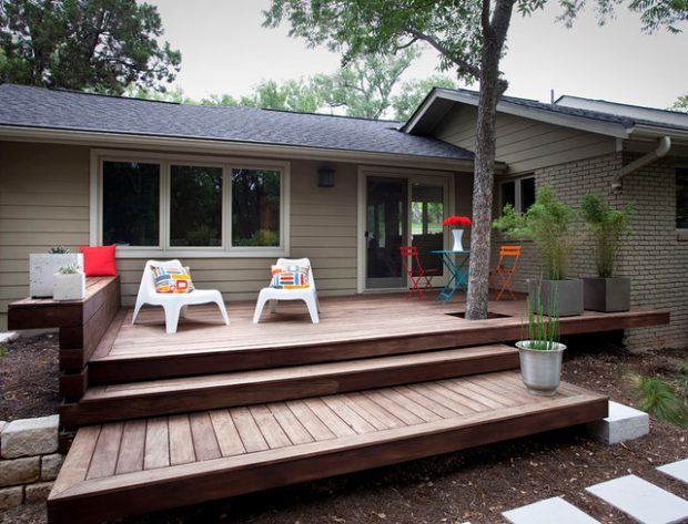 20 Floating Decks Design Ideas for Perfect Outdoor Space ... on Floating Patio Ideas id=61883