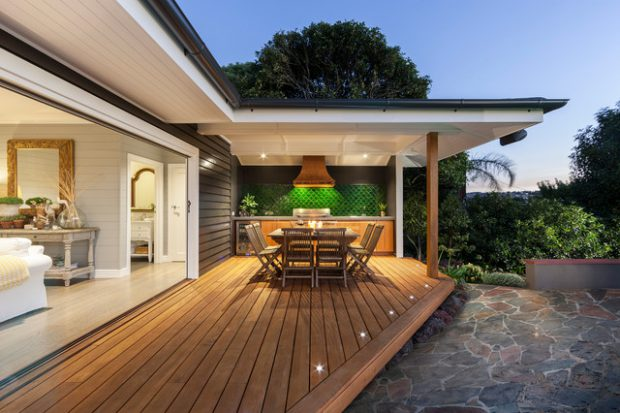 20 Floating Decks Design Ideas For Perfect Outdoor E