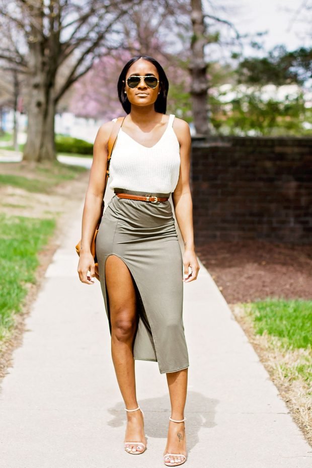 Outfit Inspiration: 16 Stylish Ways to Wear a Pencil Skirt This Season
