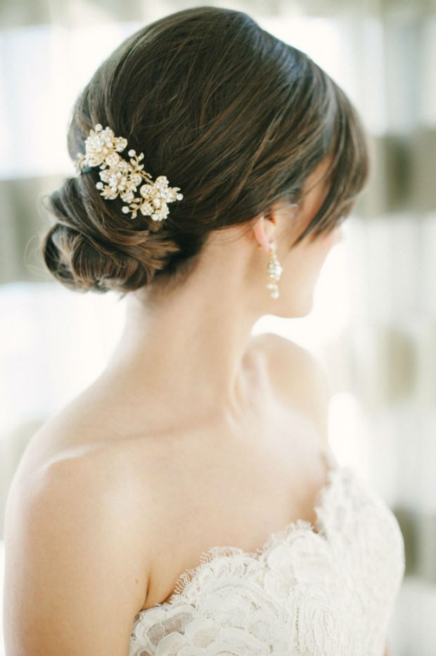 Bridal Hairstyles 18 Beautiful Ideas For Spring And