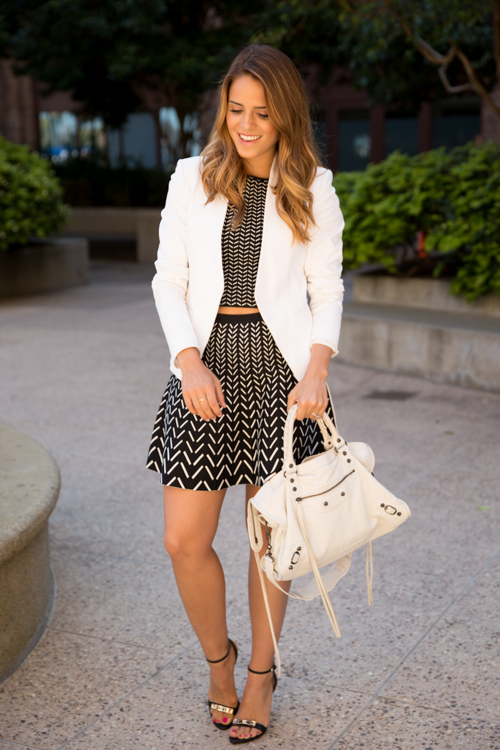 White Blazer: 19 Stylish Outfit Ideas Ideal for Spring (Part 1)
