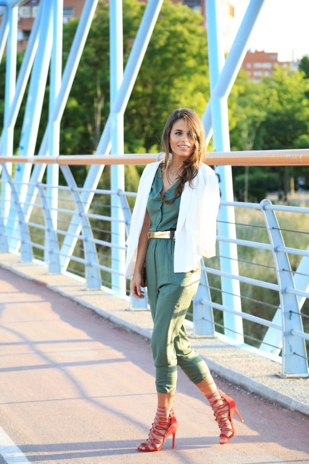 White Blazer: 19 Stylish Outfit Ideas Ideal for Spring (Part 2)