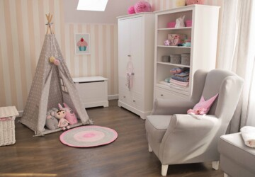 White Nursery Furniture For All Future Parents - unique baby room, space decor, scandinavian, nursery, home decor, bedding, baby furniture