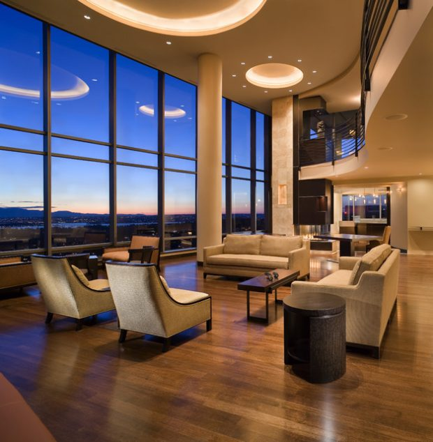 Interiors with Natural Light: 18 Amazing Floor to Ceiling Windows