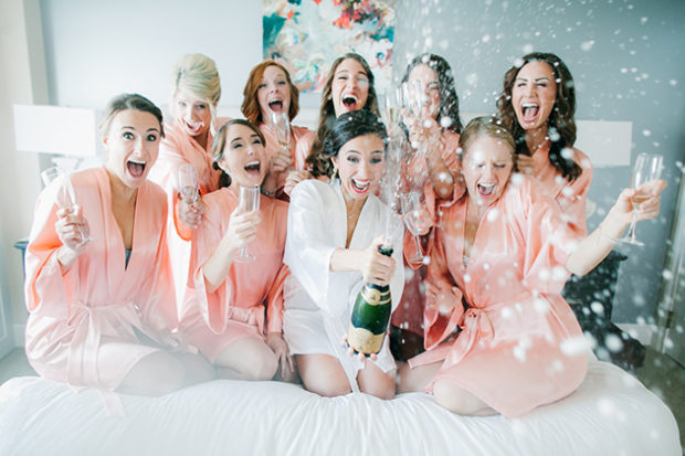8 Whimsical Ideas For A Magical Spring Wedding