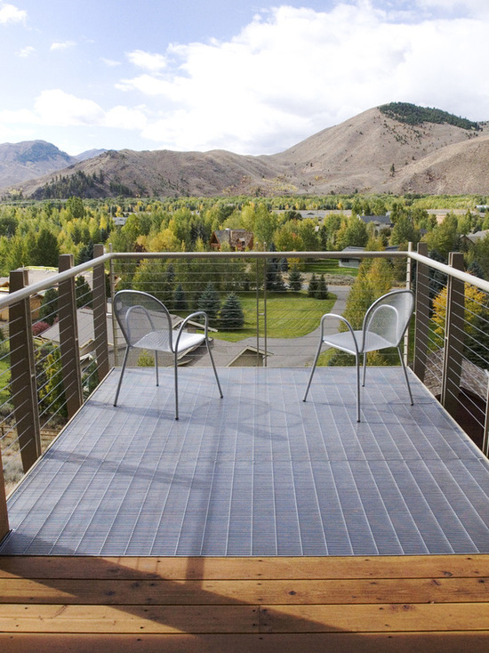 17 Stunning Mountain House Deck and Patio Design Ideas (Part 2 ...