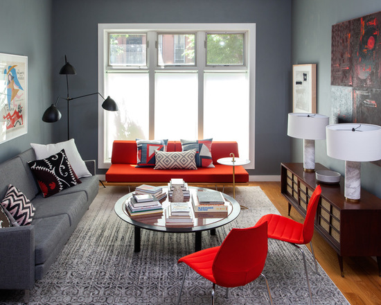 Excellent Red Sofa Living Room Ideas Decor