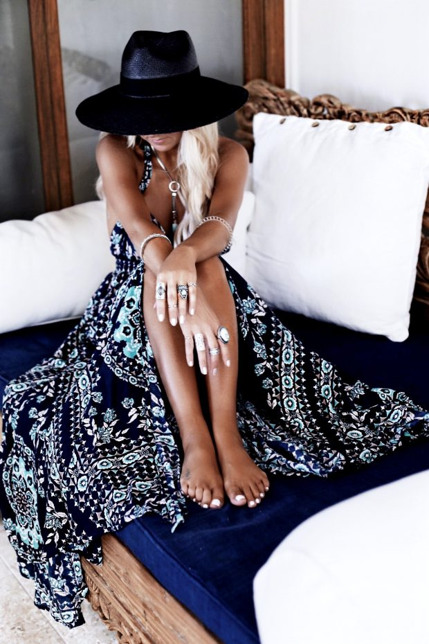 Summer Inspiration: 23 Chic Looks by Helen from GypsyLovinLight