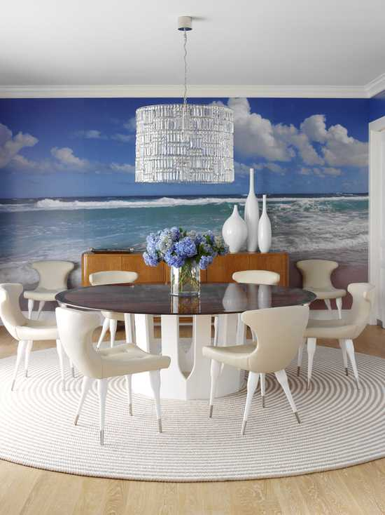 16 Amazing Beach House Dining Room Design and Decor Ideas