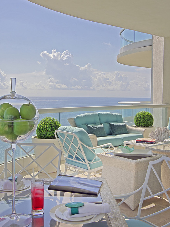 18 Exciting Summer Balcony Decor Ideas