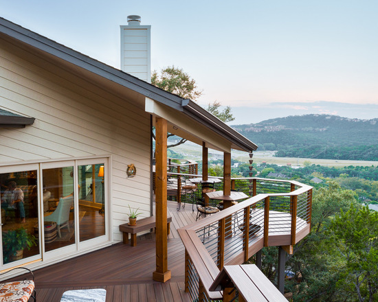 17 Stunning Mountain House Deck and Patio Design Ideas (Part 1 ...