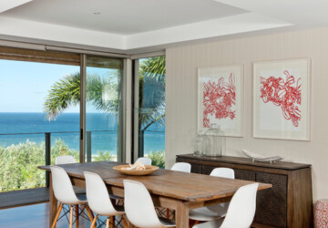 16 Amazing Beach House Dining Room Design and Decor Ideas - dining room design, dining room, Beach House Dining Room, beach house, Beach Dining Room