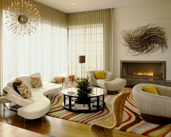18 Amazing Feminine Living Room Design Ideas