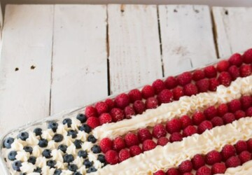 16 Delicious Patriotic  4th Of July Dessert Recipes - dessert recipes, 4th of July recipes, 4th of July desserts, 4th of July