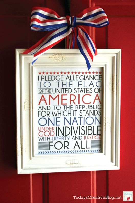 Patriotic Party: 15 DIY 4th of July Decor Ideas