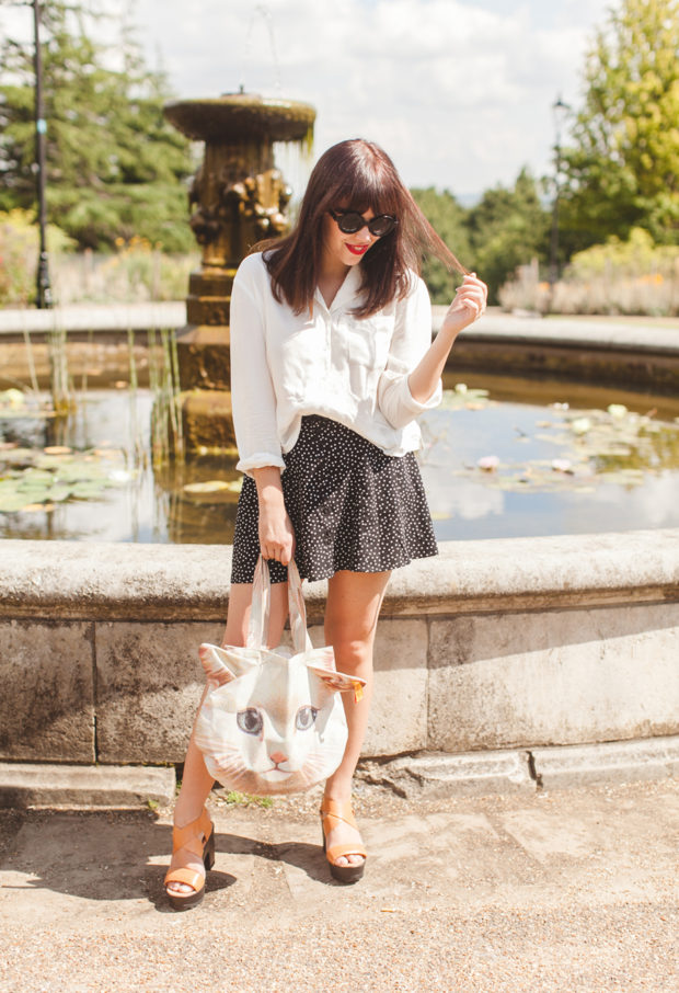 Dots and Spots: 15 Cute Summer Outfit Ideas (Part 2)
