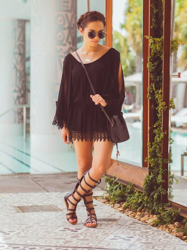 How to Style Flat Sandals This Summer: 17 Stylish Outfit Ideas (Part 1)