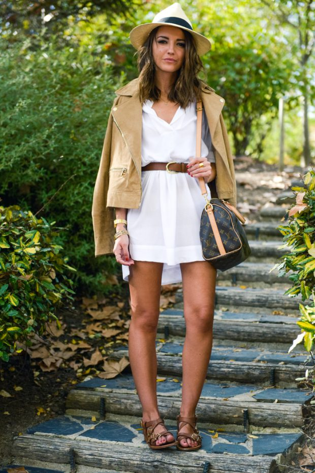 How to Style Flat Sandals This Summer: 17 Stylish Outfit Ideas (Part 2)