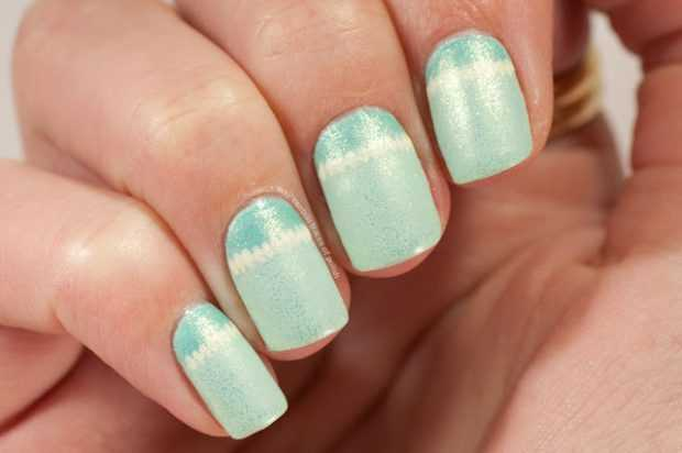 15 Adorable Mint Green Nail Art Ideas Perfect for Summer