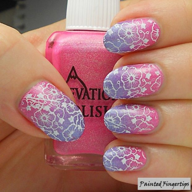 18 Hot Nail Art Ideas Inspired by Summer
