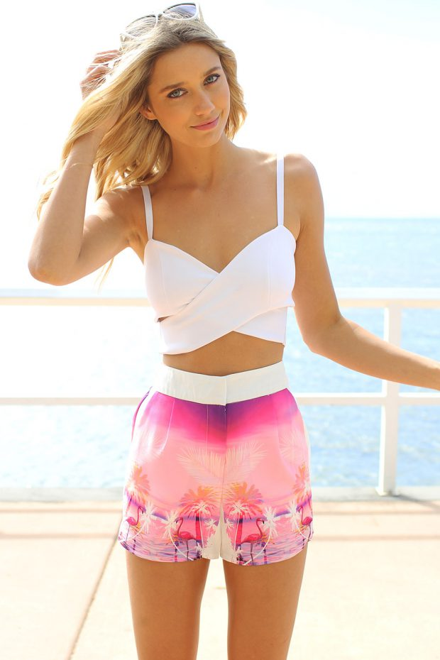 Beach Inspiration: 18 Ways to Look Stylish This Summer  (Part 1)
