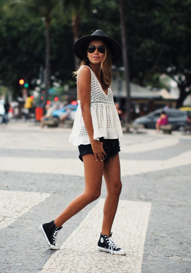Summer Street Style: 18 Stylish Outfit Ideas to Inspire You
