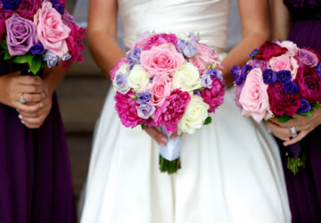 17 Gorgeous Summer Bridal Bouquets - Wedding Bouquets, Summer Bridal Bouquets, Summer Bouquets, Bridal Bouquets
