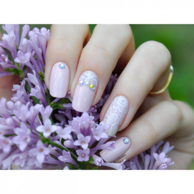 18 Ultimate Wedding Nail Art Ideas