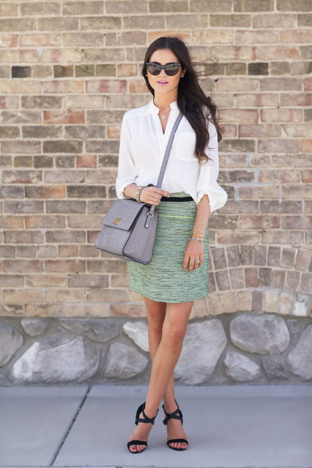 16 Summer Outfit Ideas For the Office